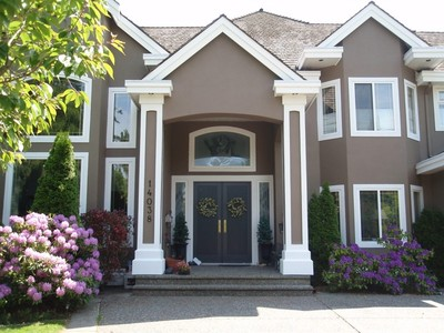 exterior color examples perfection painting